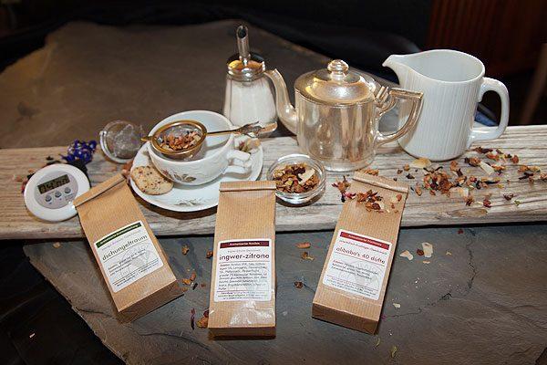 Mélange de thé Tea-Room-Schmid